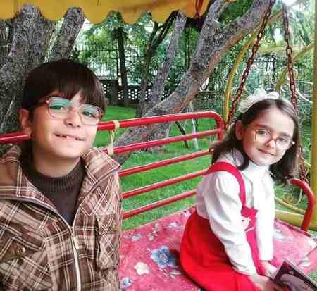 بازیگر نقش مژگان در سریال بچه مهندس (1)