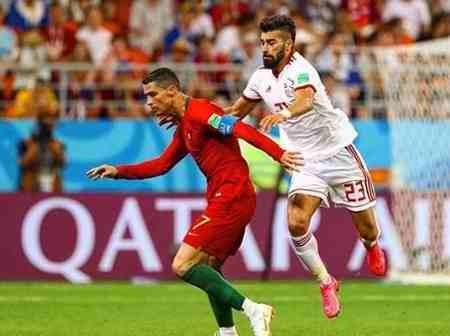 بیوگرافی رامین رضاییان فوتبالیست و همسرش (1)
