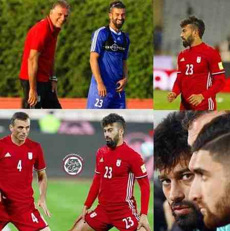 بیوگرافی رامین رضاییان فوتبالیست و همسرش (5)