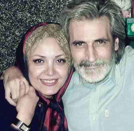بیوگرافی شراره دولت آبادی بازیگر و همسرش (2)