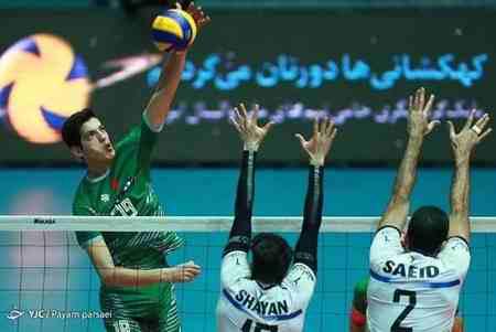 بیوگرافی صابر کاظمی والیبالیست ایران (3)
