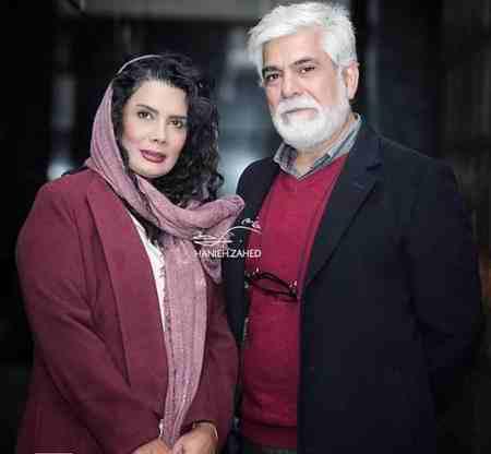 بیوگرافی عاطفه رضوی بازیگر و همسرش (2)