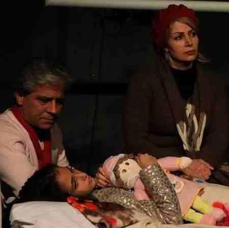 بیوگرافی نسرین نکیسا بازیگر و همسرش (3)