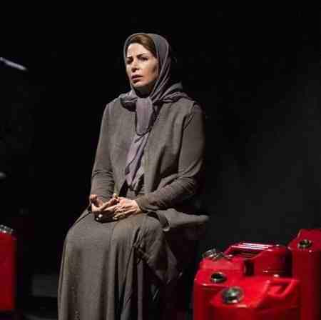 بیوگرافی نسرین نکیسا بازیگر و همسرش (4)