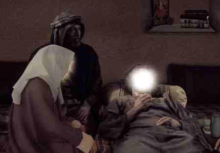 تصاویر ضربت خوردن حضرت علی (ع) (5)
