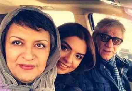 رویا تیموریان و دنیا مدنی بیوگرافی دنیا مدنی بازیگر و همسرش
