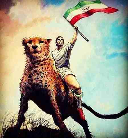 عکس پروفایل فوتبال ایران 4 عکس پروفایل فوتبال ایران