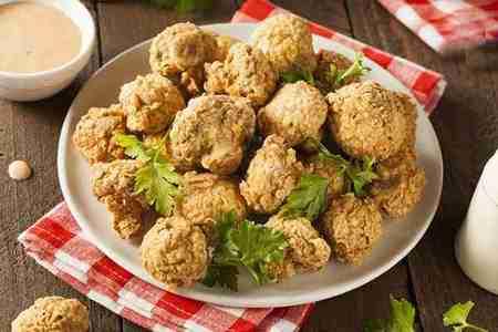 طرز تهیه قارچ سوخاری 7 طرز تهیه قارچ سوخاری
