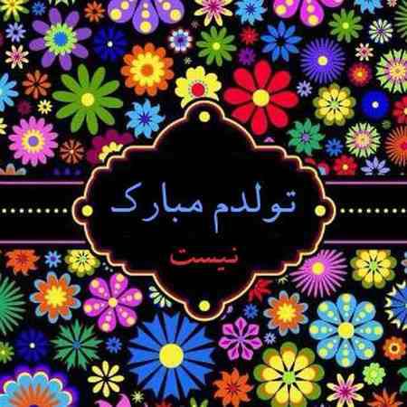 عکس نوشته تولدم مبارک نیست (3)