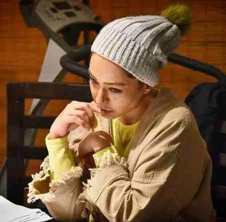 بازیگر نقش ارغوان در سریال دلدادگان (2)