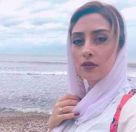 بیوگرافی الهام طهموری بازیگر و همسرش (4)