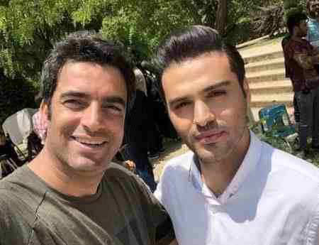بیوگرافی سامان صفاری بازیگر و همسرش 5 بیوگرافی سامان صفاری بازیگر و همسرش