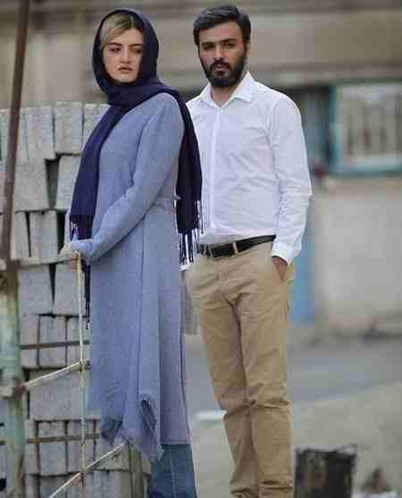 بیوگرافی سامان صفاری بازیگر و همسرش (6)