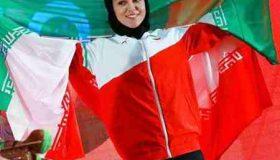 بیوگرافی فرزانه فصیحی پرسرعت ترین دختر ایران (4)