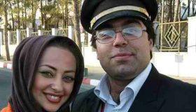 دلیل ازدواج نفیسه روشن با همسر خلبانش چه بود