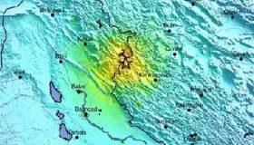 علت زلزله کرمانشاه چیست