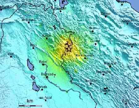 علت زلزله کرمانشاه چیست علت زلزله کرمانشاه چیست