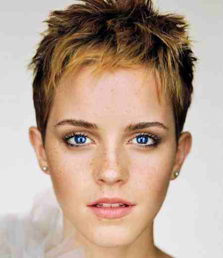 مدل موی دخترانه کوتاه پیکسی 2 مدل موی دخترانه کوتاه پیکسی