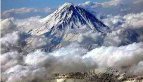 آیا کوه دماوند فعال شده است؟
