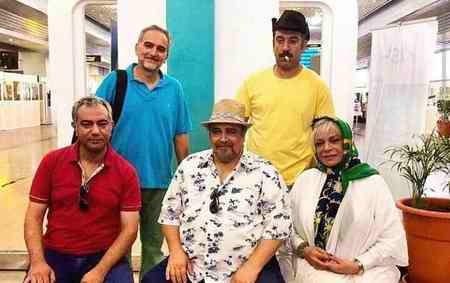 بازیگر نقش محمد حنفیه در سریال مختارنامه کیست 1 بازیگر نقش محمد حنفیه در سریال مختارنامه کیست