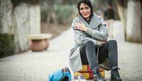بیوگرافی کامل الهه منصوریان ووشوکار ایرانی