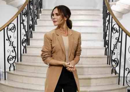 جدیدترین مدل لباس دیوید بکهام در لندن 2019 (1)