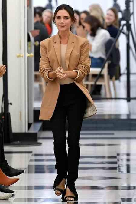 جدیدترین مدل لباس دیوید بکهام در لندن 2019 (9)