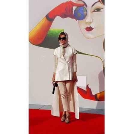 سارا بهرامی در جشنواره فیلم ونیز چه پوشید؟