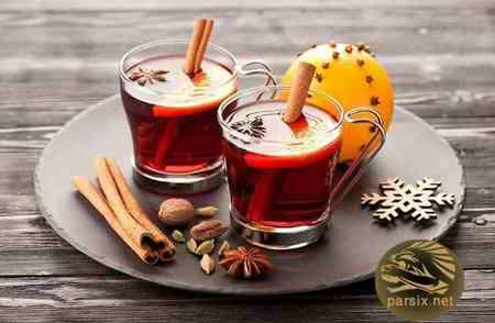 طرز تهیه خانگی چای دارچین