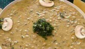 طرز پخت خانگی سوپ شیر