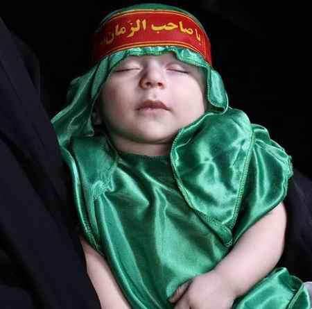عکس جدید شیرخوارگان حسینی (10)