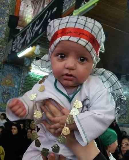 عکس جدید شیرخوارگان حسینی (3)