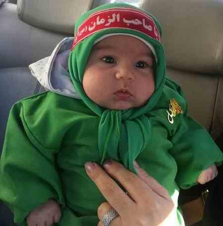عکس جدید شیرخوارگان حسینی (5)