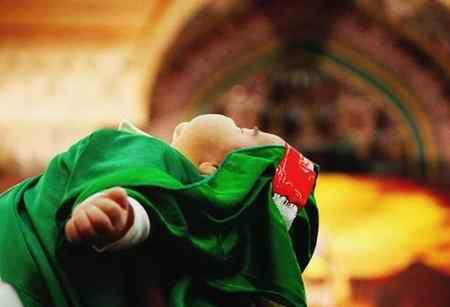 عکس جدید شیرخوارگان حسینی (6)