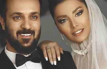 عکس های جدید عروسی احمد مهرانفر و همسرش مونا فائزپور 1 عکس های جدید عروسی احمد مهرانفر و همسرش مونا فائزپور