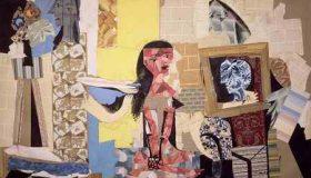 عکس های نقاشی پابلو پیکاسو در موزه پاریس (2)