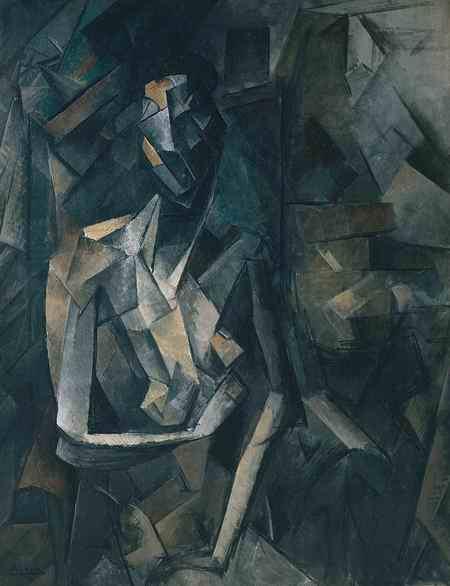 عکس های نقاشی پابلو پیکاسو در موزه پاریس (3)