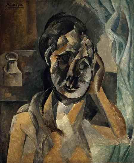 عکس های نقاشی پابلو پیکاسو در موزه پاریس (4)