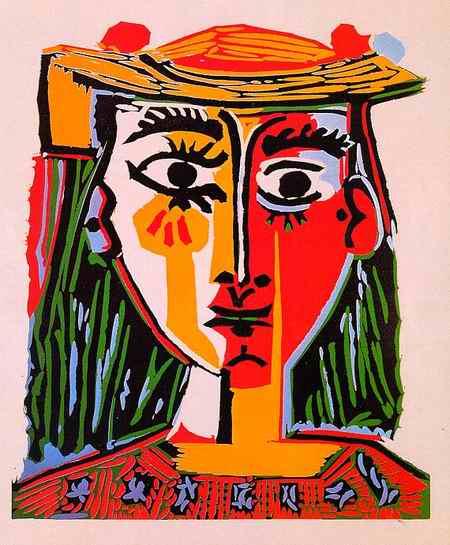 عکس های نقاشی پابلو پیکاسو در موزه پاریس (7)