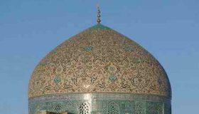 چرا مسجد شیخ لطف الله مناره ندارد