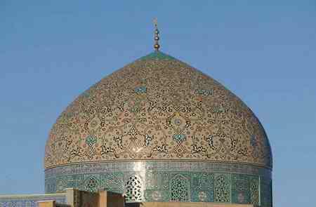 چرا مسجد شیخ لطف الله مناره ندارد چرا مسجد شیخ لطف الله مناره ندارد