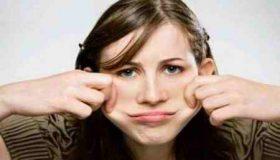 چگونه صورت خود را لاغر کنیم
