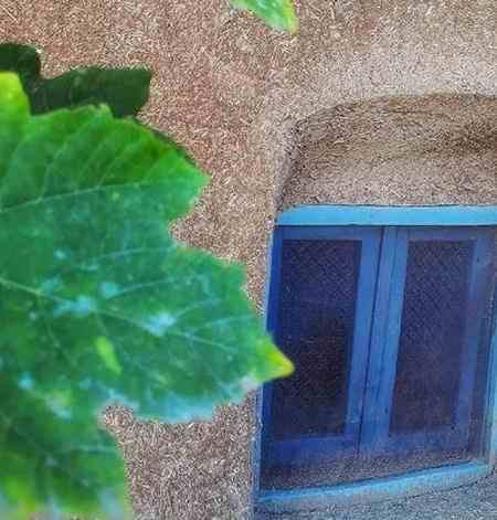 انشا درباره خانه های کاهگلی روستایی (5)