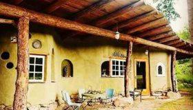 انشا درباره خانه های کاهگلی روستایی (6)