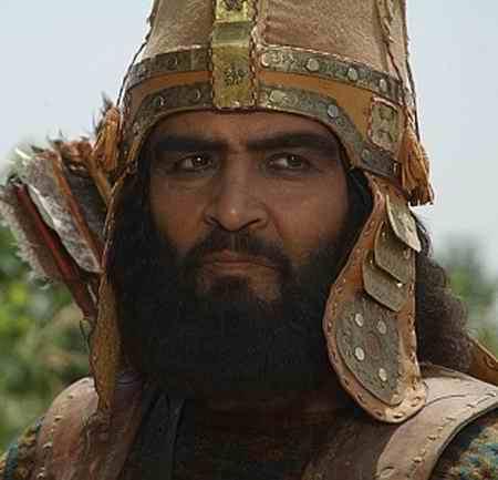 بازیگر نقش کیان در سریال مختارنامه (1)