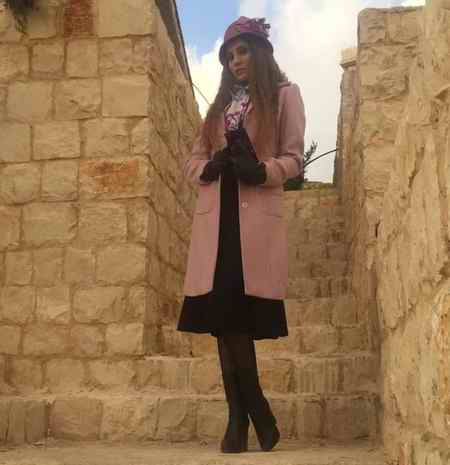بیوگرافی آن ماری سلامه بازیگر لبنانی 8 بیوگرافی آن ماری سلامه بازیگر لبنانی