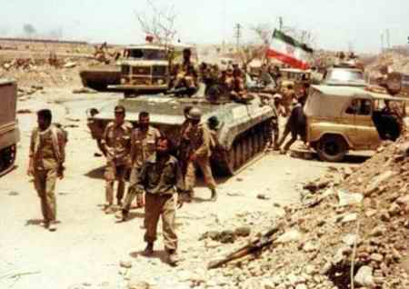 در دوران هشت سال دفاع مقدس چند کشور به عراق کمک کردند (1)