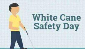 روز عصای سفید چه روزی است