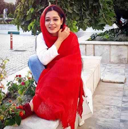 سانیا سالاری بازیگر سریال میکائیل کیست (2)