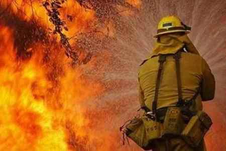 شعر جدید درمورد آتش نشانی (2)